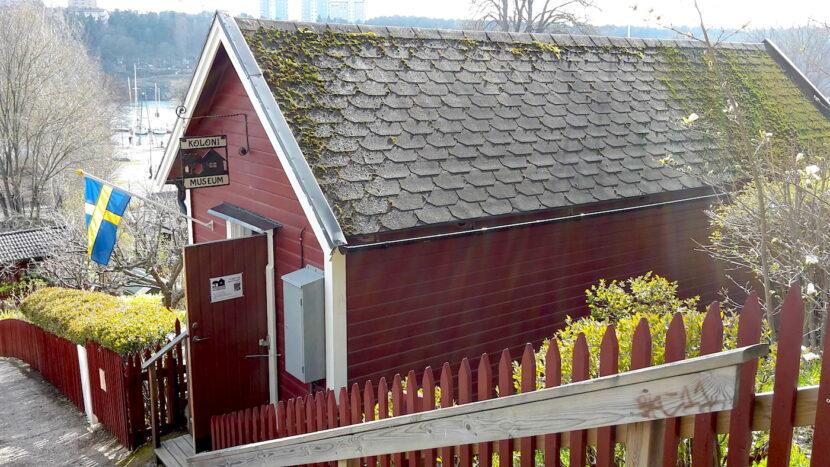 Eriksdalslundens Kolonimuseum